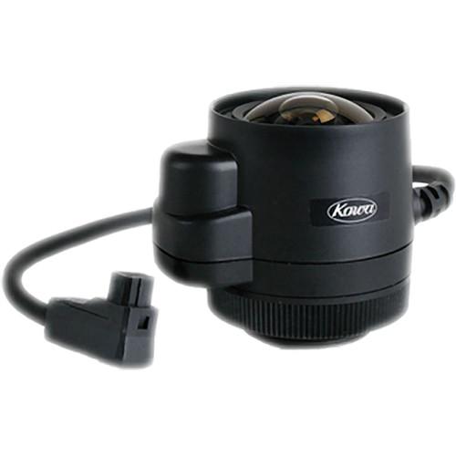 "Kowa LM2.3PB 1/3"" Fixed Focus Auto-Iris Lens (2.3mm)"