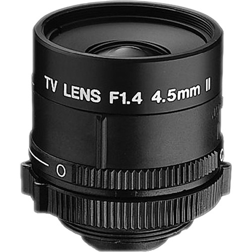 Kowa C-Mount 4.5mm Fixed Lens