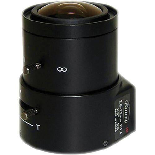 """Kowa LMVZ282A-IR 1/3"""" 2.8 to 12mm Day & Night Lens (IR)"""
