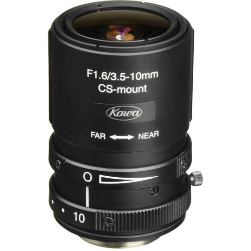 "Kowa LMVZ3510-IR 1/2"" 3.5 to 10mm Day & Night Lens (IR)"