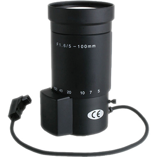 Kowa LMVZ510A CS-Mount 5-100mm Varifocal Lens