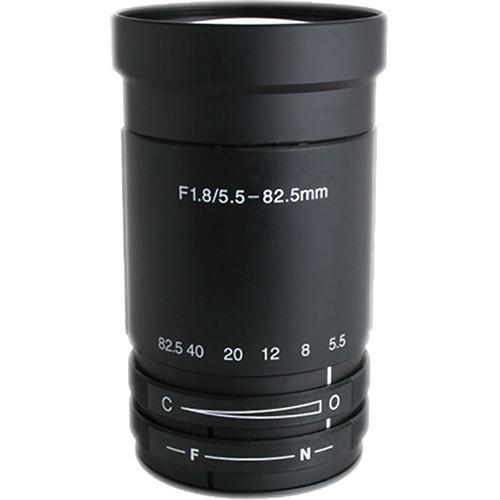"""Kowa LMVZ580 1/3"""" f/1.8 Varifocal Lens (5.5-82.5mm)"""