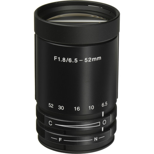 "Kowa LMVZ655 1/2"" 6.5 to 52mm Varifocal Lens (Manual Iris)"