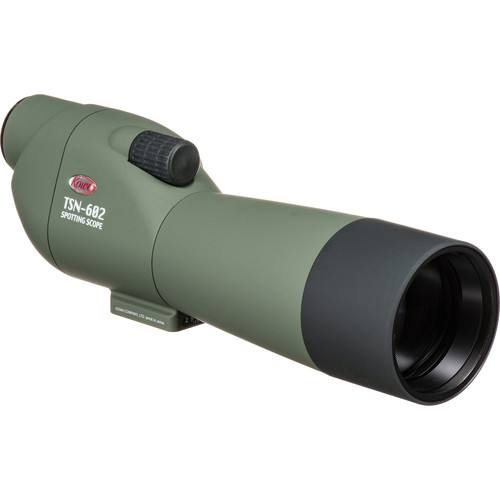 "Kowa TSN-602 2.4""/60mm Spotting Scope (Requires Eyepiece) - Green"