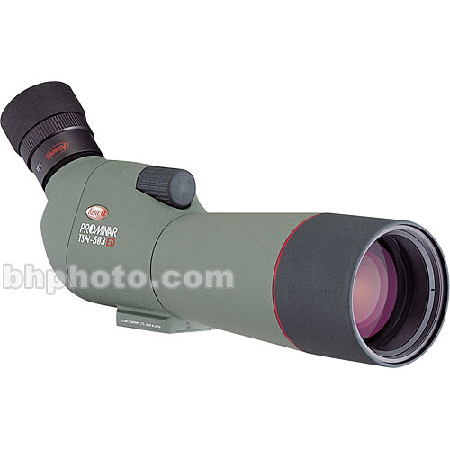 "Kowa TSN-603 2.4""/60mm Spotting Scope with ED Glass (Requires Eyepiece)"