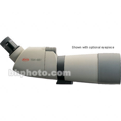 "Kowa TSN-661 2.6""/66mm Spotting Scope (Requires Eyepiece)"