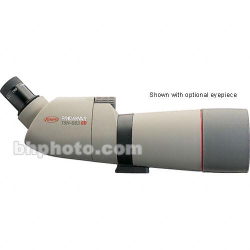 Kowa TSN-663 66mm Prominar XD Spotting Scope (Angled Viewing, Gray)