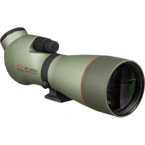 Kowa TSN-883 88mm PROMINAR PFC Spotting Scope (Angled Viewing, Requires Eyepiece)