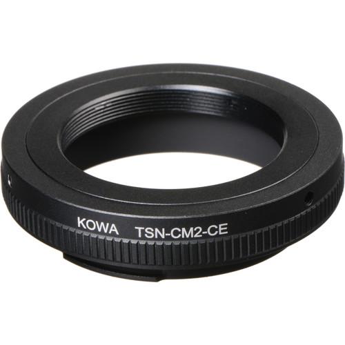 Kowa TSN-CM2 T-Mount Camera Adapter Ring (Canon EF)