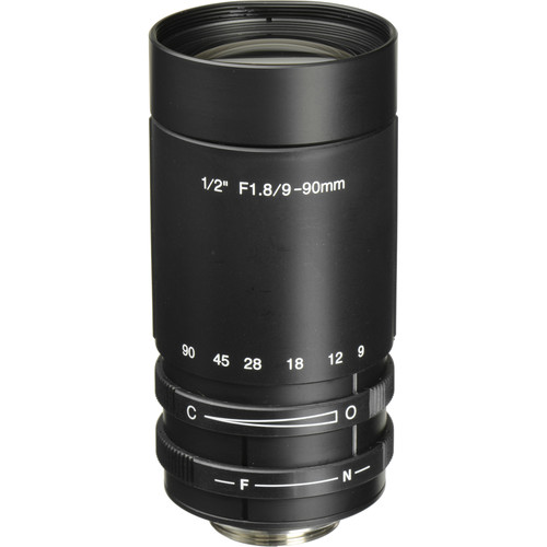 Kowa LMVZ990-IR C-Mount 9-90mm Varifocal Lens