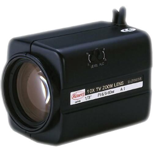 "Kowa LMZ111AM 1/3"" Video Auto Iris Zoom Lens (6 to 60mm)"