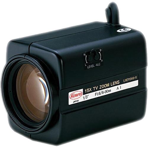 "Kowa LMZ111AM 1/3"" Zoom Auto Iris Lens (6 to 60mm, Preset Version)"