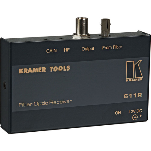Kramer 611R Fiber Optic Receiver