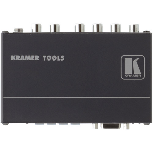 Kramer 6502 4x1:2 S/PDIF Switcher