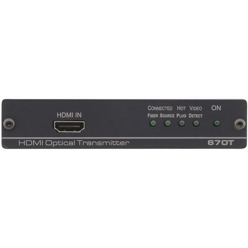 Kramer 670T Fiber Optic Transmitter