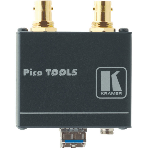 Kramer 690T 2-Channel 3G HD-SDI Fiber Optic Transmitter
