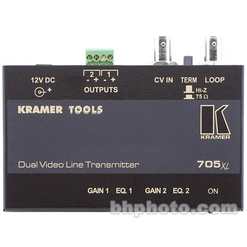 Kramer 705XL Video Line Transmitter