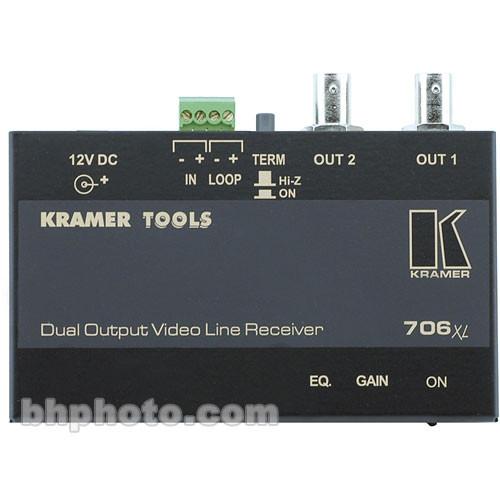 Kramer 706XL Video Line Receiver