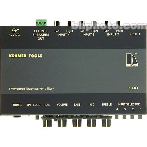 Kramer 903 Personal Stereo Amplifier