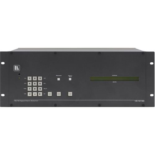 Kramer DGKAT-OUT2-F16 Two-Output HDMI and RS-232 over DGKat Card (F-16)