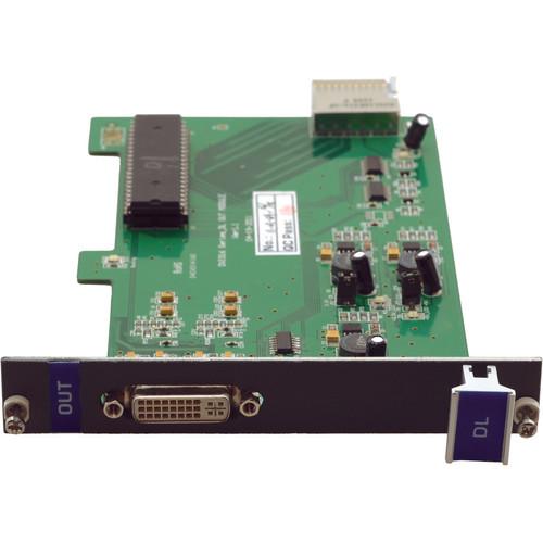 Kramer DL-OUT1-F16 1-Output DVI Dual-Link Card