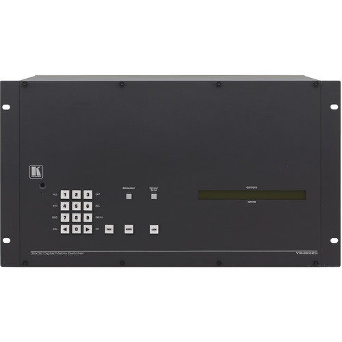 Kramer DVI-IN4-F32 4-Input DVI Card