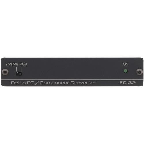 Kramer FC-32 DVI to Computer Graphics/Component/HDTV Video Format Converter