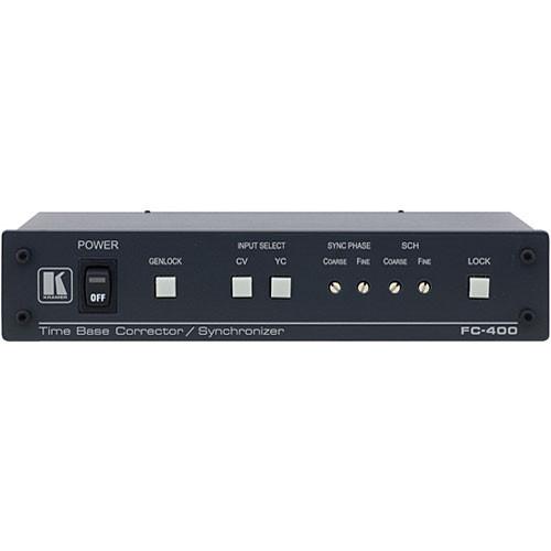 Kramer FC-400 Composite Y/C Converter/Frame Sync and TBC