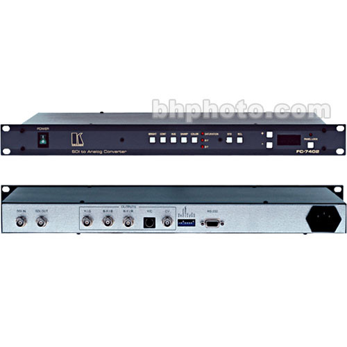 Kramer FC-7402 Digital to Analog Converter