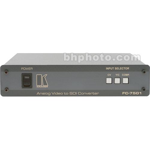 Kramer FC-7501 Analog to Digital Converter
