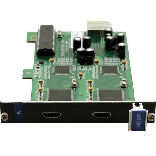 Kramer H-IN2-F16 2 Input HDMI Card for Kramer H-IN2-F16 VS-1616D