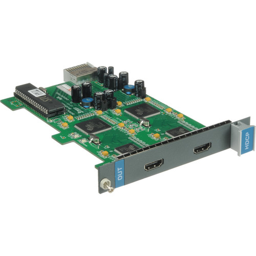 Kramer H-OUT2-F16 2 Output HDMI Card for Kramer H-IN2-F16 VS-1616D