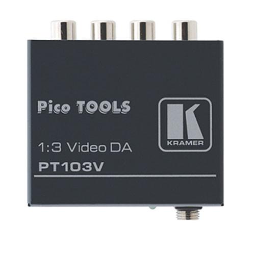 Kramer PT-103V 1:3 Composite Video Distribution Amplifier
