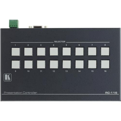 Kramer RC-116 16-Button Presentation Controller