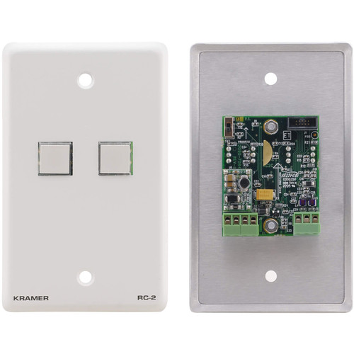 Kramer RC-2C Wall Plate RS-232 & IR Controller