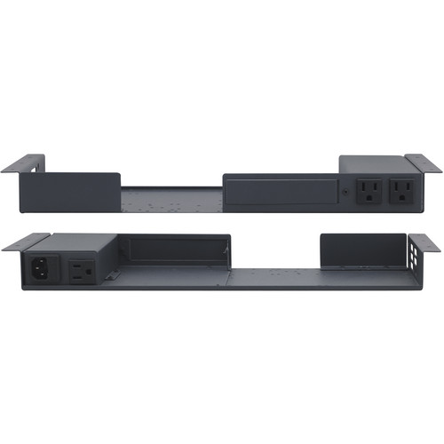 Kramer Under the Table Rack Enclosure for Desktop & Insert Size Models