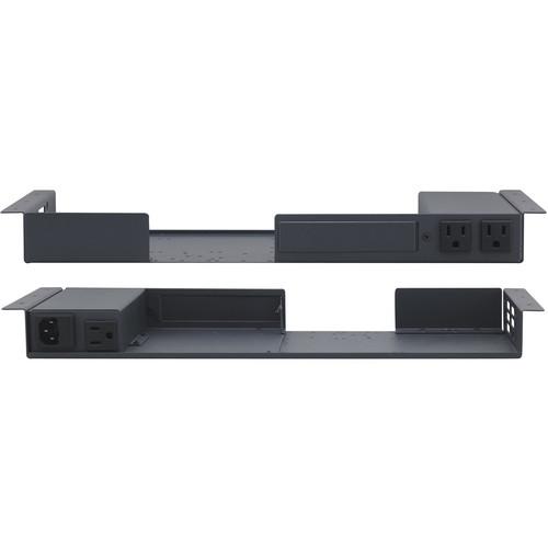 Kramer Under the Table Rack Enclosure for Desktop & Insert Size Models