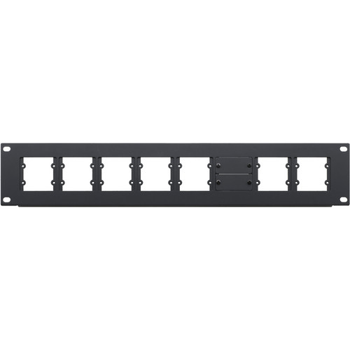 "Kramer Rack Adapter for Wall Plate Inserts (19"")"