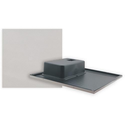 Kramer SPK-C814 Complete K-overage ESD Ceiling Speaker (Half-Tile Stereo)