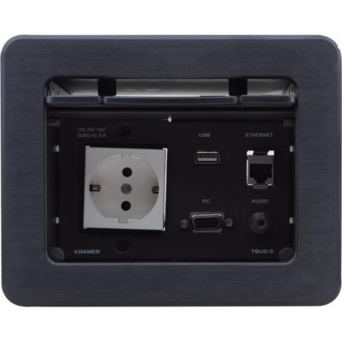 Kramer TBUS-5 Architectural Table Mount Interface