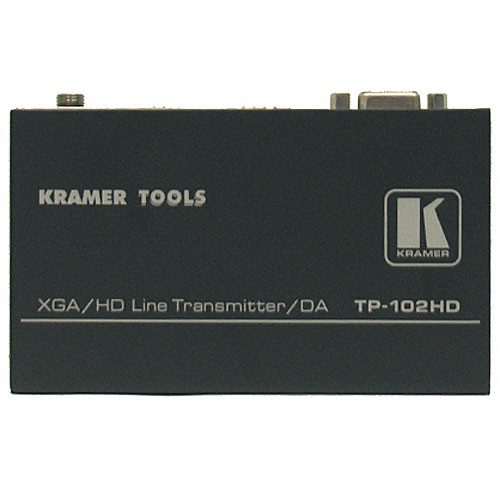 Kramer TP-102HD Computer Graphics Video & HDTV over Twisted Pair Transmitter