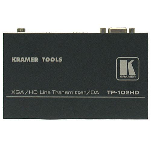 Kramer TP-102HD Computer Graphics Video & HDTV over Twisted Pair Transmitter