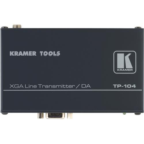Kramer TP-104HD 1:4 XGA Line Transmitter and Distribution Amplifier
