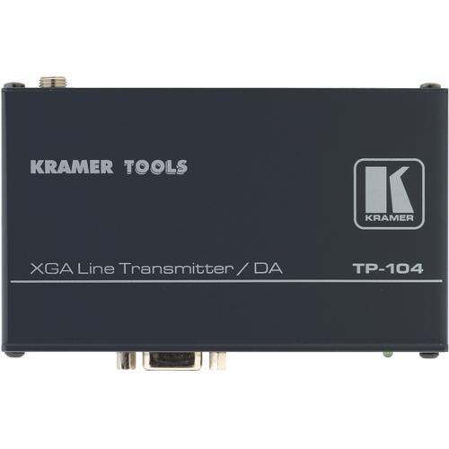Kramer TP-104HD 1:4 XGA Line Transmitter and Distribution Amplifier