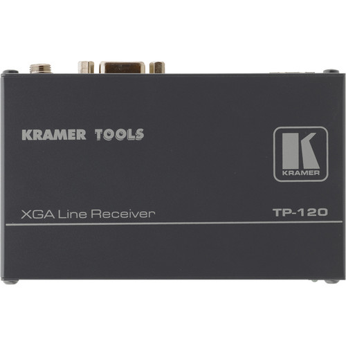 Kramer TP-120 VGA/UXGA Video Signal Line Receiver Over Twisted-Pair Cable