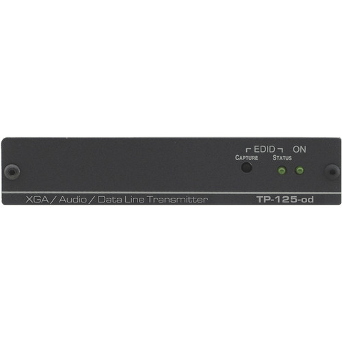 Kramer XGA/Stereo Audio/Bidirectional RS-232 over Twisted Pair Transmitter