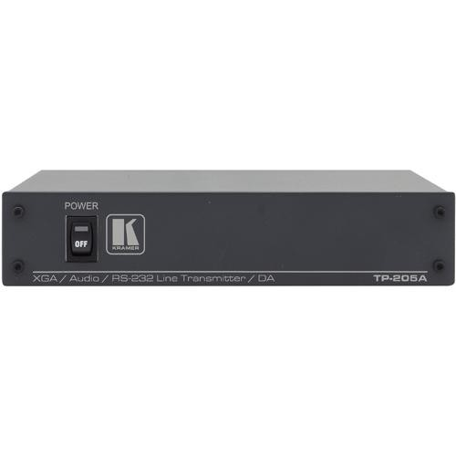 Kramer TP-205A 1:5 UXGA, Audio and Line Transmitter and Distribution Amplifier