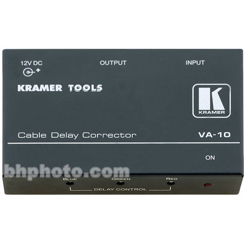 Kramer TP41 Component Video & S/PDIF Audio Long-Range Transmitter Over Cable
