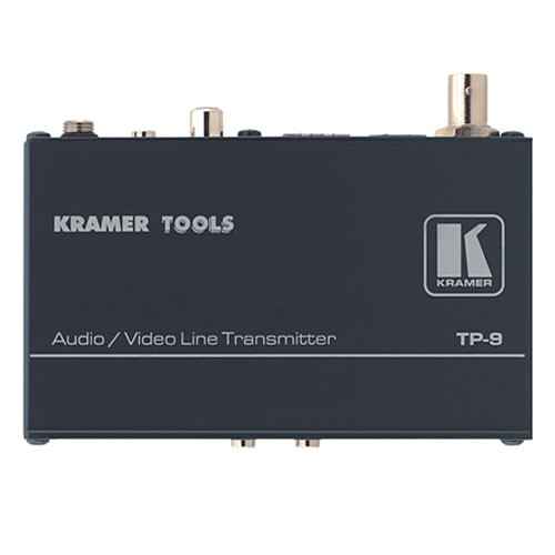 Kramer TP-9 Video & Audio over Twisted Pair Transmitter with IR Repeater