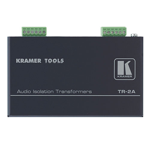 Kramer TR-2A Balanced Stereo Audio Isolation Transformer